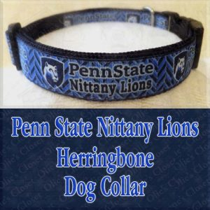 Penn State University Nittany Lions Herringbone Product Image No1