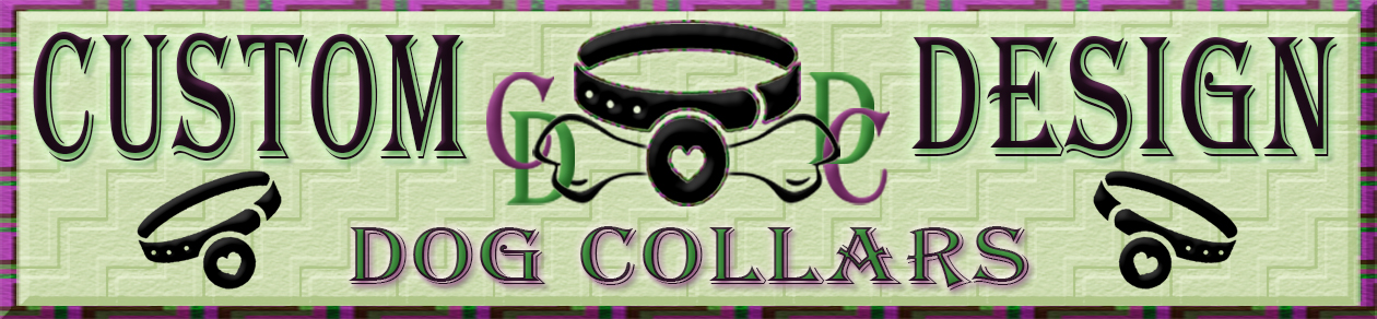 Custom Design Dog Collars header image