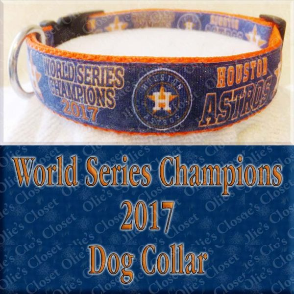 Astros 2017 World Series Champions Navy Glitter Product Image No2