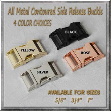 All Metal Hardware 4 Color Selections Available Product Image No1