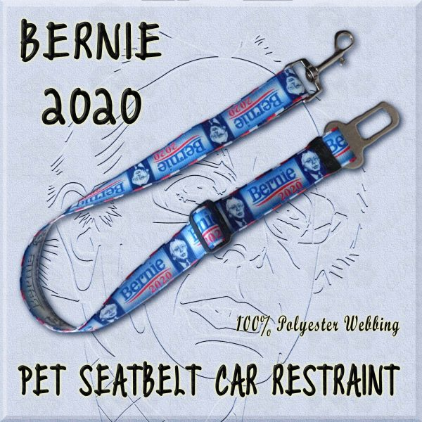 BERNIE 2020 WEBBING CAR RESTRAINT Product Image No1