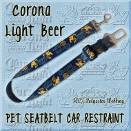 CORONA LIGHT BEER WEBBING CAR RESTRAINT Product Image No1
