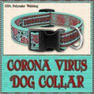 Corona Designer Dog Collar Product Image No1