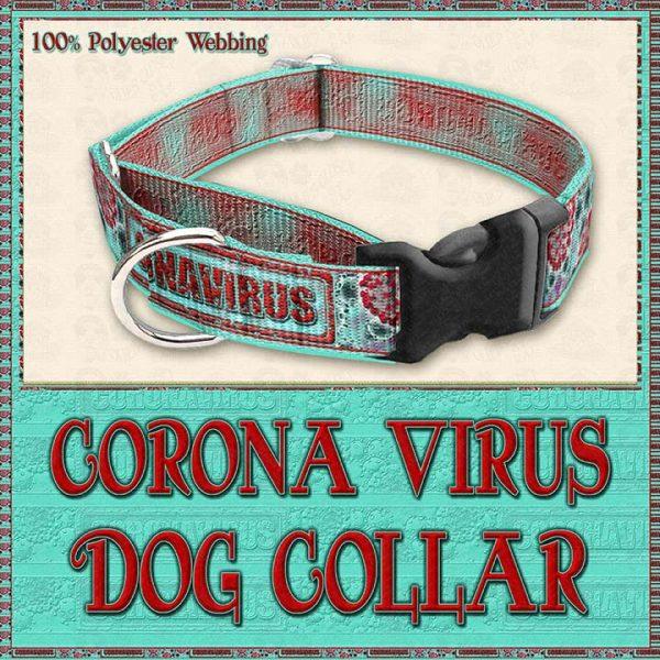Corona Designer Dog Collar Product Image No2