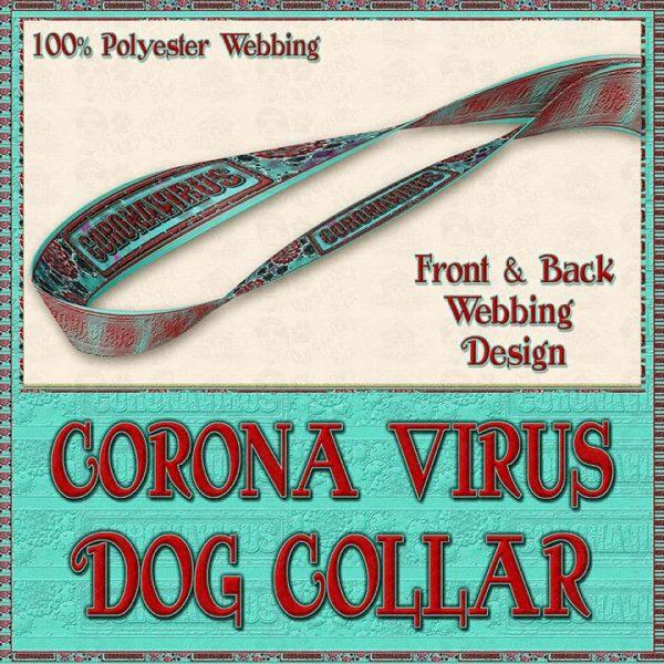 Corona Designer Dog Collar Product Image No4