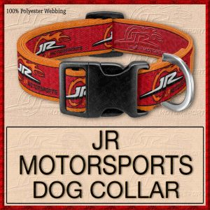 JR MOTORSPORTS Designer Dog Collar Product Image No1