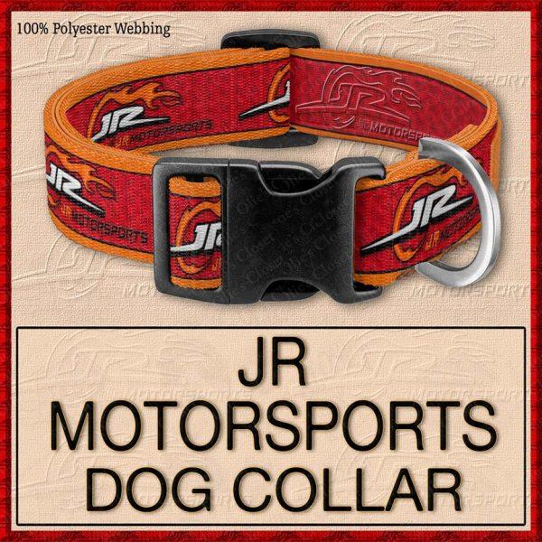 JR MOTORSPORTS Designer Dog Collar Product Image No1