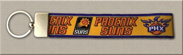 Phoenix Suns NBA Basketball Key Fob Mock Up