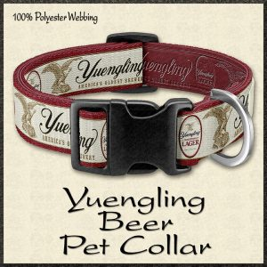 Yuengling Beer Fan Pet Collar Product Image No1