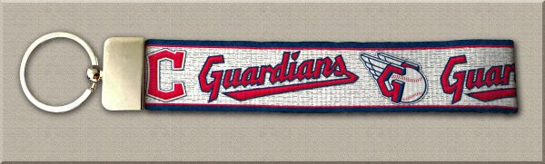 Cleveland Guardians MLB Key Fob