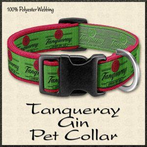 Tanqueray Gin Pet Collar Product Image No1